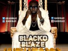 """Blacko Blaze Debuts New Single """"Kuro Kogaga"""""""