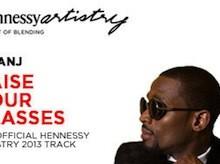 "Dbanj Drops ""Raise Your Glasses"" For Hennessy Artistry 2013"