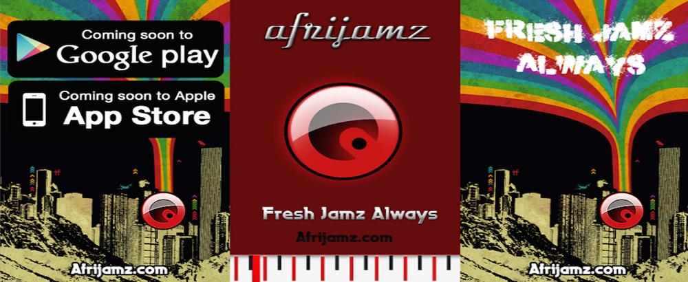 Afrijamz Mobile App