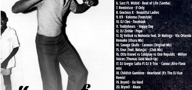 Mixtape: Marv's House Of Afro