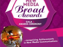 New Media Broad Awards: Recognizing Outstanding Achievements In Online Communication